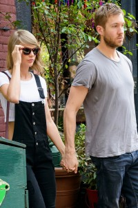 Taylor Swift and Calvin Harris had lunch at The Spotted Pig Featuring: Taylor Swift, Calvin Harris Where: New York, New York, United States When: 29 May 2015 Credit: C.Smith/ WENN.com